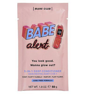 Mane Club Babe Alert 5-In-1 Deep Conditioner 50g
