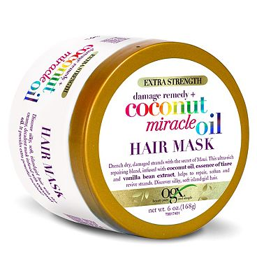 OGX Extra Strength Damage Remedy + Coconut Miracle Oil Hair Mask
