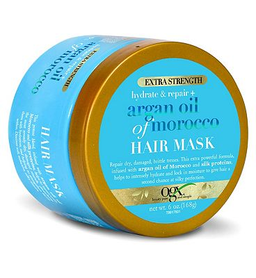 OGX Extra Strength Hydrate & Revive + Argan Oil of Morocco Hair Mask