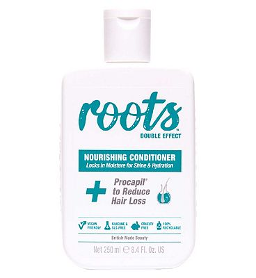 Roots Double Effect Nourishing Conditioner 250ml