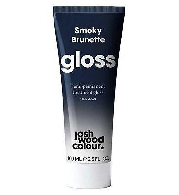 Josh Wood Colour Shade Shot Gloss Smoky Brunette
