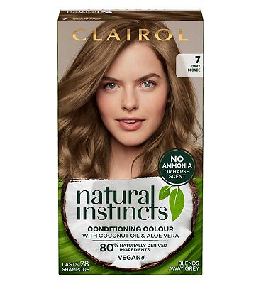 Clairol Natural Instincts Semi Permanent Hair Dye Desert Dune Dune 177g