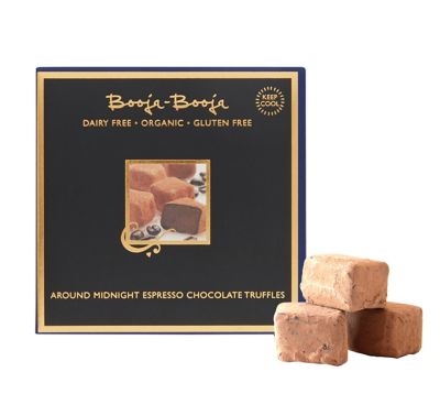 10265839_IS: Booja-Booja - The Four Corners Collection Around Midnight Espresso Chocolate Truffles