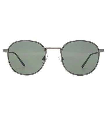 French Connection Men's Sunglasses - Matte Gunmetal Frame