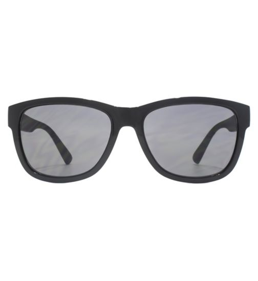 b2679cccfe0c French Connection Mens Sunglasses Plastic Rectangle Frame