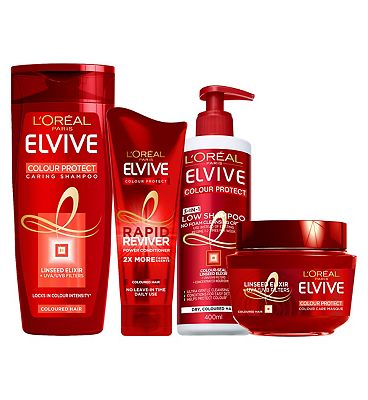 LOreal Elvive Colour Protect Power Conditioner Coloured Hair Regime
