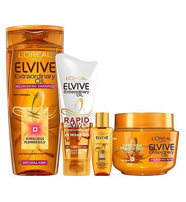 LOreal Elvive Oils Power Conditioner Dry Hair Regime