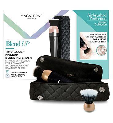 Magnitone BlendUp Vibra-Sonic Makeup Blending Brush Starter Kit