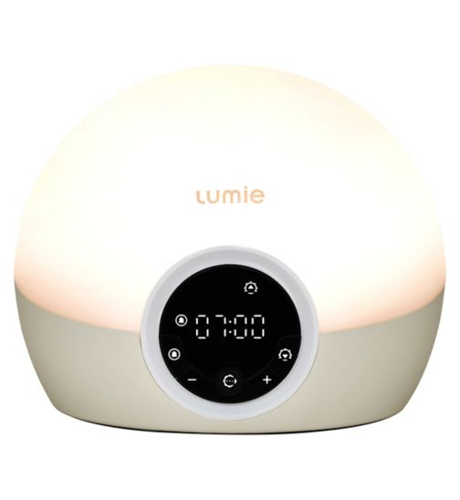 Lumie Bodyclock Spark 100 wake-up light alarm clock