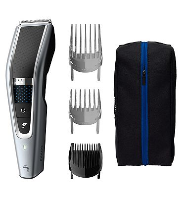 Image of Philips Series 5000 Trim-n-Flow PRO technology Washable hair clipper HC5630/13