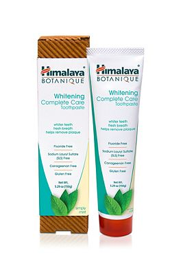 Himalaya Botanique Whitening Complete Care Simply Mint 150g