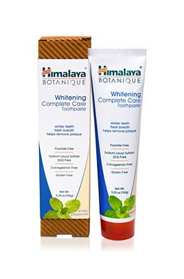 Himalaya Botanique Whitening Complete Care Simply Peppermint 150g