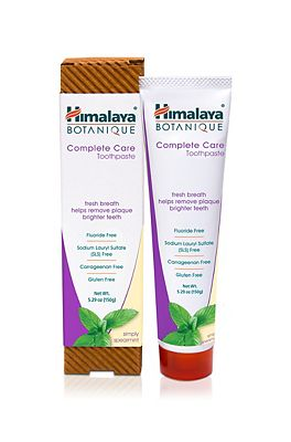 Himalaya Botanique Complete Care Simply Spearmint 150g