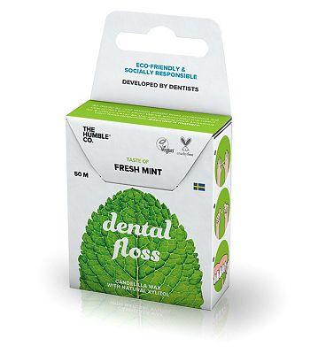 Humble Dental Floss Fresh Mint 50m