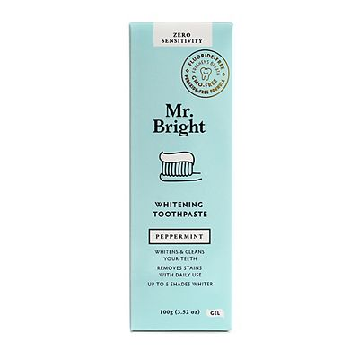 Mr Bright Whitening Toothpaste 100g