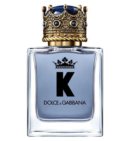 K by Dolce & Gabbana Eau de Toilette 50ml