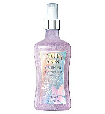 Hawaiian Tropic Beach Dreams Fragrance Mist Shimmer Edition 250ml