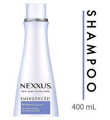 Nexxus Emergence Shampoo 400ml
