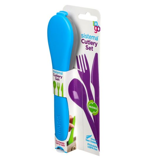 Sistema To-Go Cutlery