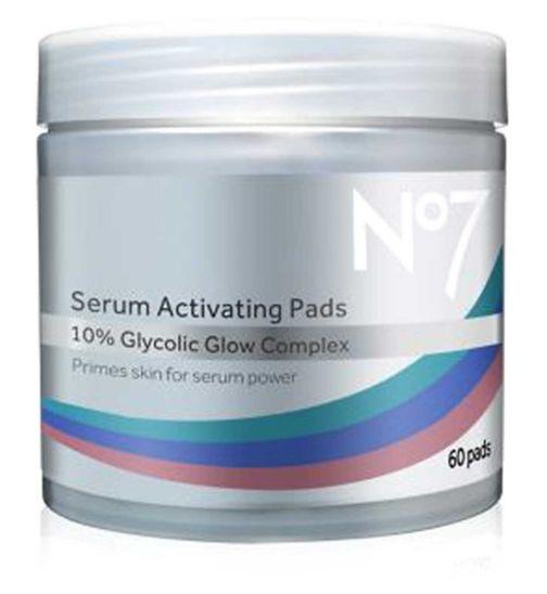 No7 Serum Activating Pads