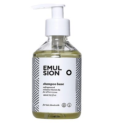Emulsion sls-free shampoo base, 200ml