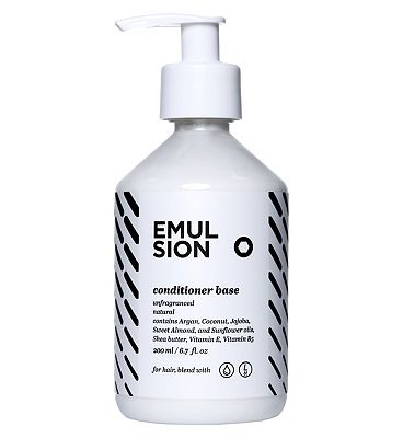 Emulsion Conditioner Base, 200ml