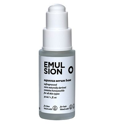 Emulsion Aqueous Serum Base, 30ml