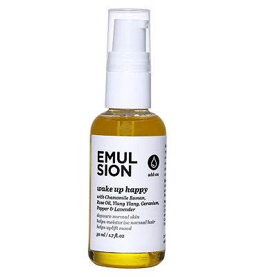 Emulsion Essential Oil, Wake Up Happy, 50ml Normal Hair