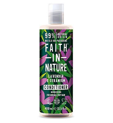 Faith In Nature Lavender And Geranium Conditioner