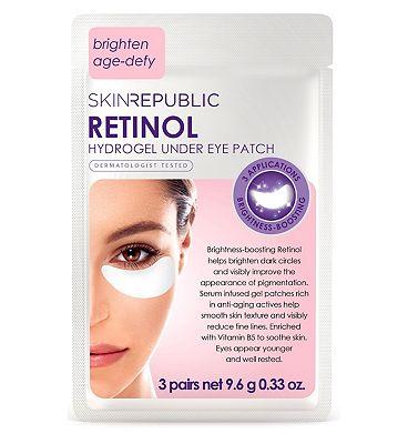 Skin Republic Retinol Hydrogel Under Eye Patches 33ml