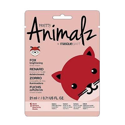 Masque Bar Pretty Animalz Fox Brightening Mask