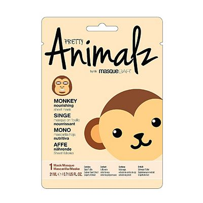 Masque Bar Pretty Animalz Monkey Nourishing Mask
