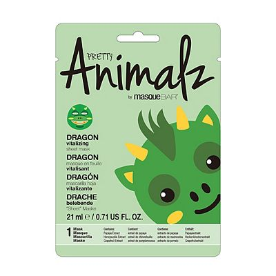 Masque Bar Pretty Animalz Dragon Vitalizing Mask