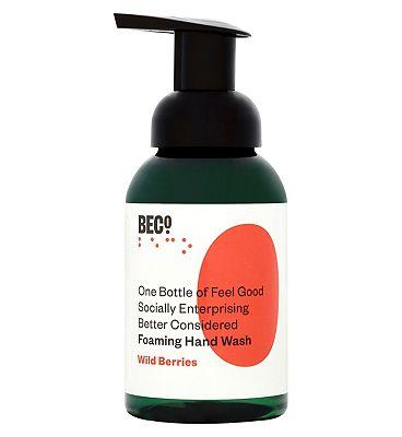 BECO Foaming Hand Wash Wild Berries 250ml
