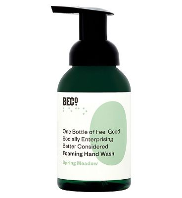 BECO Foaming Hand Wash Spring Meadow 250ml