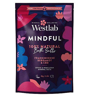 Westlab Bathing Salts Mindful 1kg