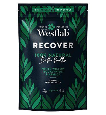 Westlab Bathing Salts Recover 1kg