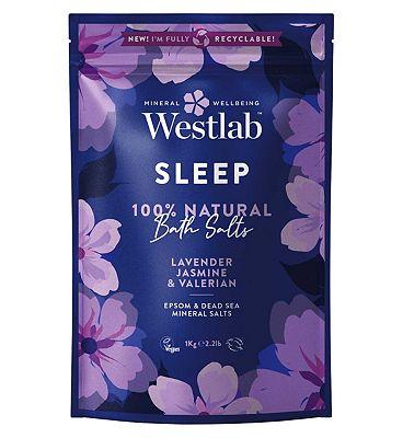Westlab bathing Salts Sleep 1kg