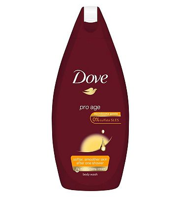 Dove Body Wash Pro Age 450ml