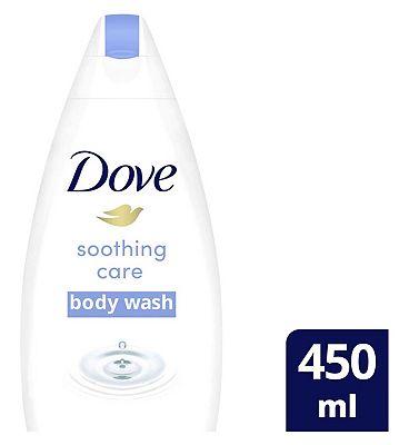 Dove Body Wash Sensitive 450ml