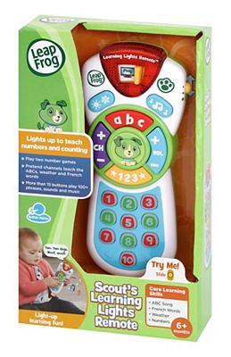 LeapFrog Scout Learning Lights Remote Control