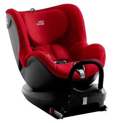 Britax Rmer DUALFIX R Car Seat - Fire Red