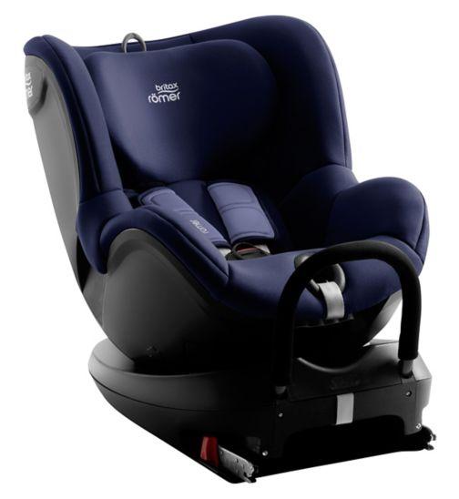 Britax Römer DUALFIX 2 R Car Seat - Moonlight Blue