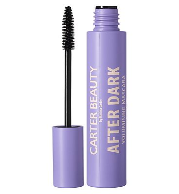 Carter Beauty After Dark Jet Black Volumising Mascara