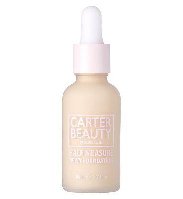 Carter Beauty Hlf Mes Dwy Fndn Caramel