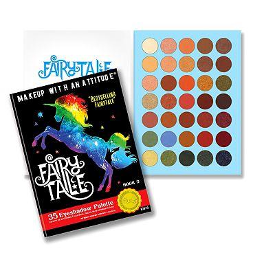 Rude Cosmetics FAIRY TALE Eyeshadow Palette - Book 3