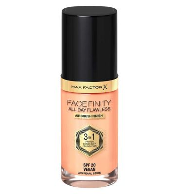 Max Factor Facefinity All Day Flawless 3in1 Liquid Foundation by Max Factor