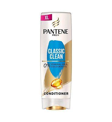 Pantene Pro-V Classic Clean Conditioner 500ml