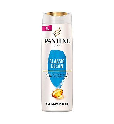 Pantene Pro-V Classic Clean Shampoo 500ml