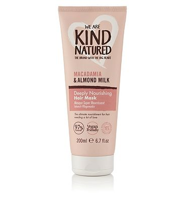 Kind Natured Deeply Nourishing Hair Mask 200ml